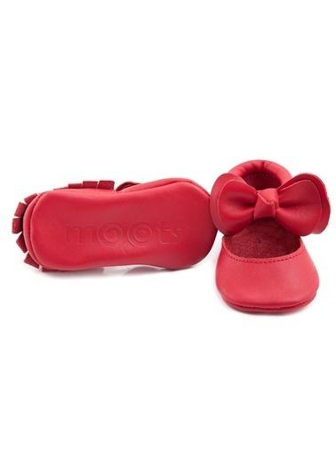 Moots Moots Kırmızı Kuğu Ayakkabı Kırmızı